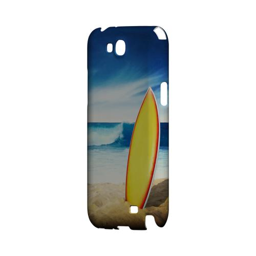 Surfland Geeks Designer Line Beach Series Slim Hard Case for Samsung Galaxy Note 2