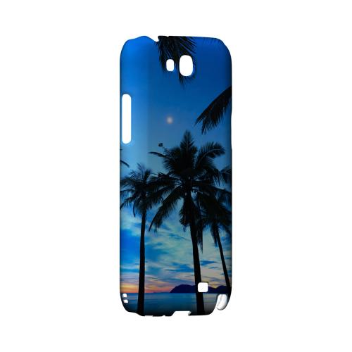 Tropical Sunset Geeks Designer Line Beach Series Slim Hard Case for Samsung Galaxy Note 2
