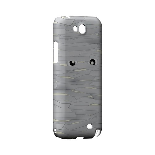 Zombie Under Wraps - Geeks Designer Line (GDL) Monster Mash Series Hard Back Cover for Samsung Galaxy Note 2