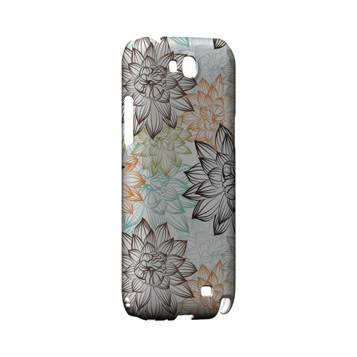Floral Explosion - Geeks Designer Line Floral Series Hard Case for Samsung Galaxy Note 2