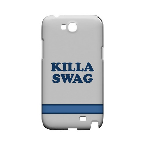 Killa Swag - Geeks Designer Line Swag Series Hard Case for Samsung Galaxy Note 2