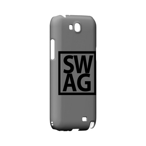 Swag Box - Geeks Designer Line Swag Series Hard Case for Samsung Galaxy Note 2
