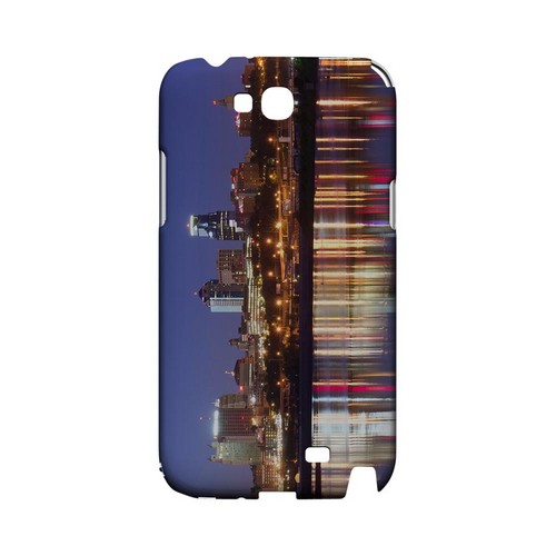 Kansas City - Geeks Designer Line City Series Hard Case for Samsung Galaxy Note 2