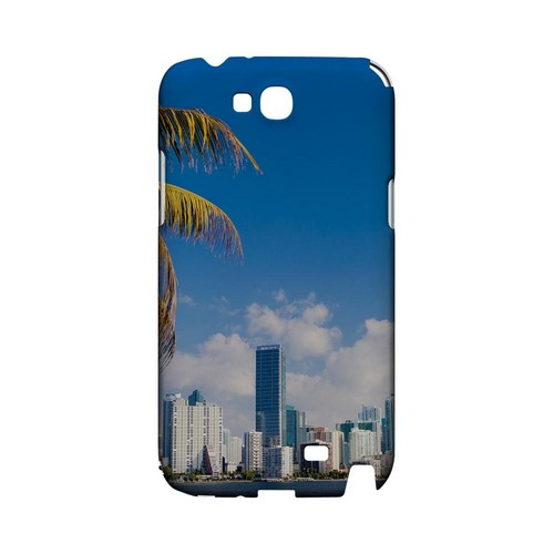 Miami - Geeks Designer Line City Series Hard Case for Samsung Galaxy Note 2