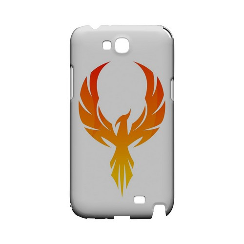 Phoenix Flame - Geeks Designer Line Tattoo Series Hard Case for Samsung Galaxy Note 2