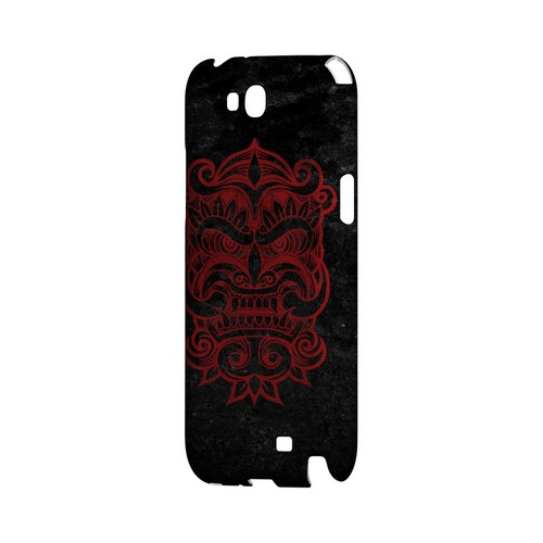 Red Devil Mask - Geeks Designer Line Tattoo Series Hard Case for Samsung Galaxy Note 2