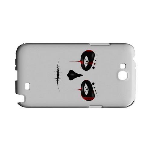 Skull Face Blood - Geeks Designer Line Tattoo Series Hard Case for Samsung Galaxy Note 2