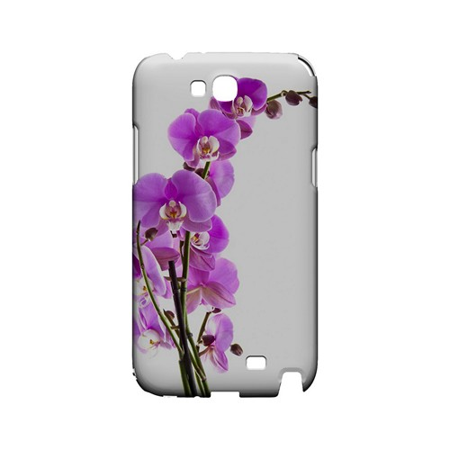 Violet Orchid Rising - Geeks Designer Line Floral Series Hard Case for Samsung Galaxy Note 2