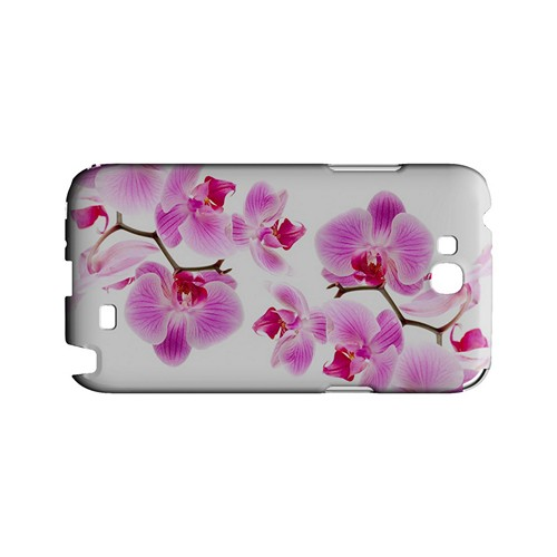 Orchids Orchids - Geeks Designer Line Floral Series Hard Case for Samsung Galaxy Note 2