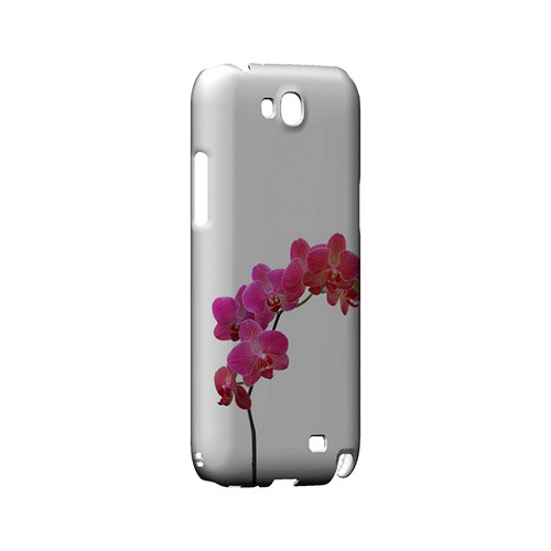Hot Pink Orchid Branch - Geeks Designer Line Floral Series Hard Case for Samsung Galaxy Note 2
