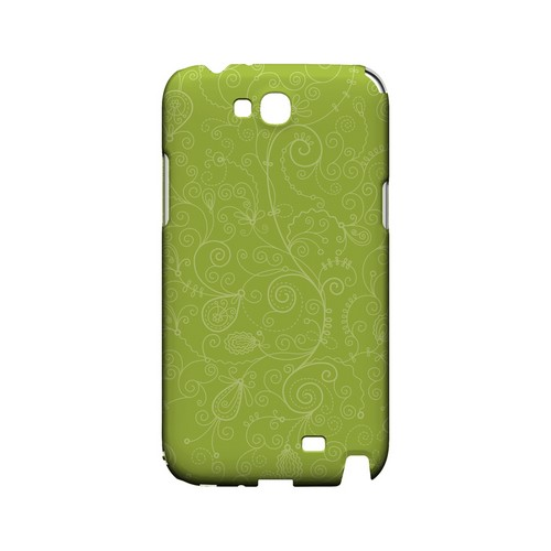 Floral 1 Tender Shoots - Geeks Designer Line Pantone Color Series Hard Case for Samsung Galaxy Note 2