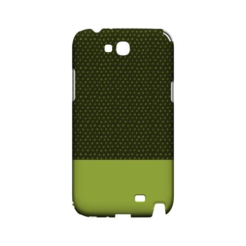 Little Circle Dots Tender Shoots - Geeks Designer Line Pantone Color Series Hard Case for Samsung Galaxy Note 2
