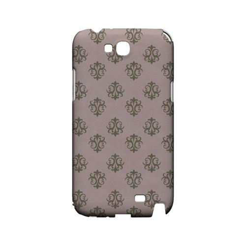 Ornamental African Violet - Geeks Designer Line Pantone Color Series Hard Case for Samsung Galaxy Note 2