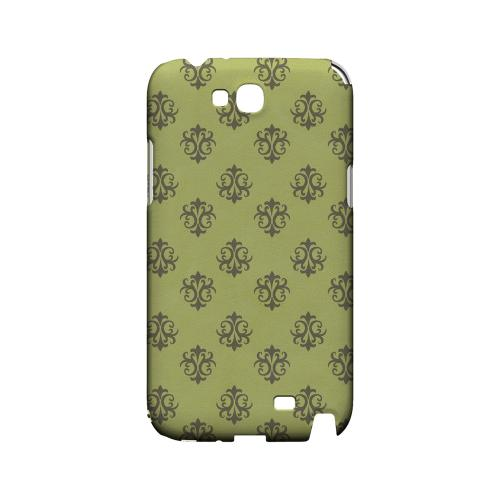 Ornamental Tender Shoots - Geeks Designer Line Pantone Color Series Hard Case for Samsung Galaxy Note 2