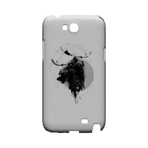 The Shaman - Geeks Designer Line (GDL) Apocalyptic Series Hard Back Cover for Samsung Galaxy Note 2