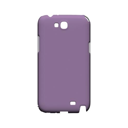 S13 Pantone African Violet - Geeks Designer Line Pantone Color Series Hard Case for Samsung Galaxy Note 2