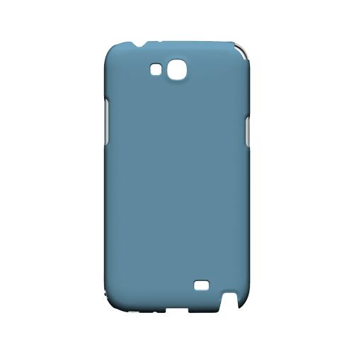 S13 Pantone Dusk Blue - Geeks Designer Line Pantone Color Series Hard Case for Samsung Galaxy Note 2