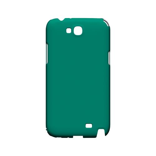 S13 Pantone Emerald - Geeks Designer Line Pantone Color Series Hard Case for Samsung Galaxy Note 2