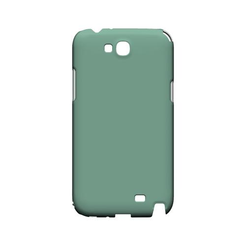 S13 Pantone Grayed Jade - Geeks Designer Line Pantone Color Series Hard Case for Samsung Galaxy Note 2