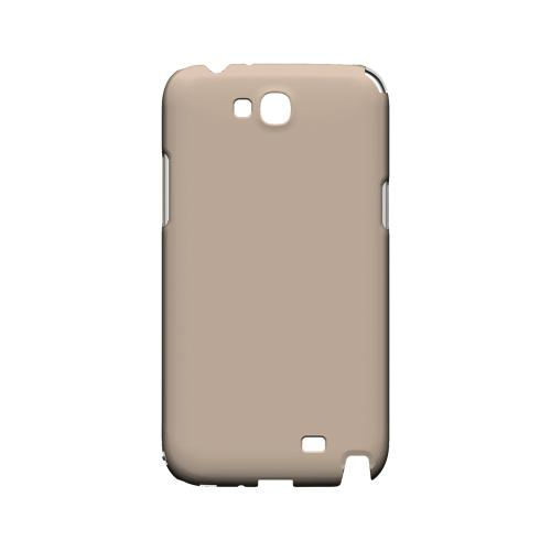 S13 Pantone Linen - Geeks Designer Line Pantone Color Series Hard Case for Samsung Galaxy Note 2