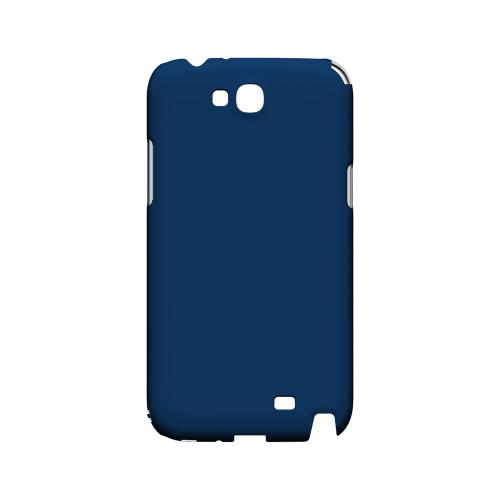 S13 Pantone Monaco Blue - Geeks Designer Line Pantone Color Series Hard Case for Samsung Galaxy Note 2