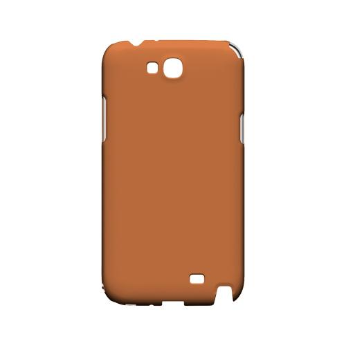 S13 Pantone Nectarine - Geeks Designer Line Pantone Color Series Hard Case for Samsung Galaxy Note 2