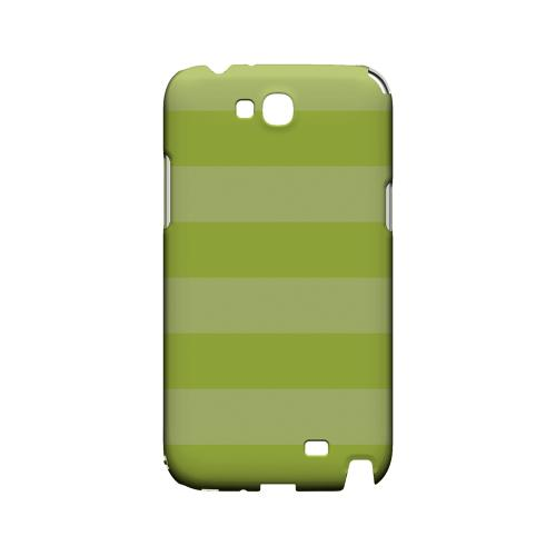 Stripes Tender Shoots - Geeks Designer Line Pantone Color Series Hard Case for Samsung Galaxy Note 2