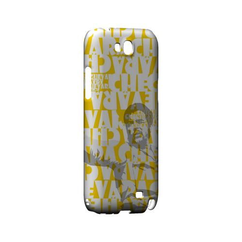 Che Guevara Discurso Faded Yellow - Geeks Designer Line Revolutionary Series Hard Case for Samsung Galaxy Note 2