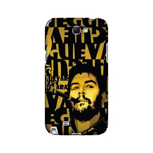 Che Guevara Smoke Gold - Geeks Designer Line Revolutionary Series Hard Case for Samsung Galaxy Note 2