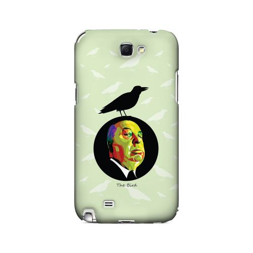 Hitchcock Birds - Geeks Designer Line Revolutionary Series Hard Case for Samsung Galaxy Note 2