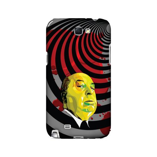 Hitchcock Vertigo - Geeks Designer Line Revolutionary Series Hard Case for Samsung Galaxy Note 2