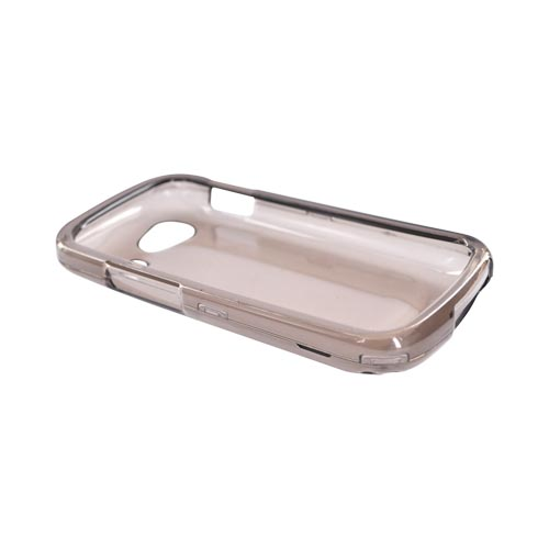 Google Nexus S Hard Case - Transparent Smoke