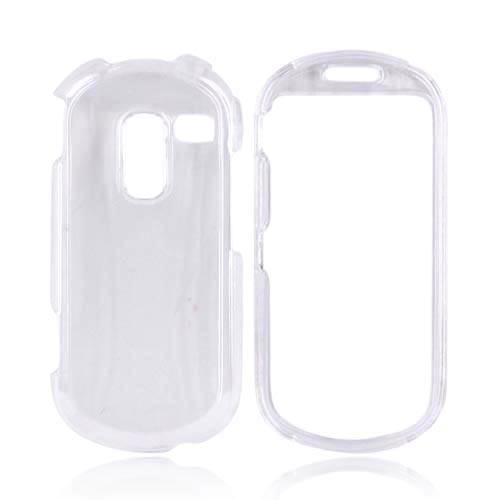 Samsung Messager III R570 Hard Case - Transparent Clear