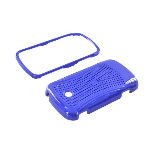 Samsung Rookie R720 Hard Case - Xmatrix Blue