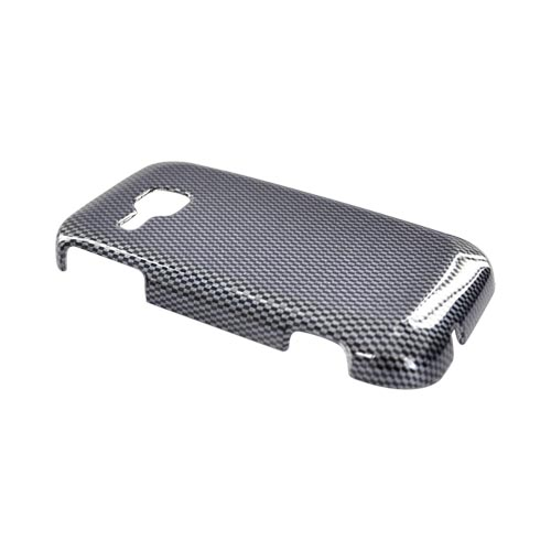 Samsung Galaxy Indulge R910 Hard Case - Carbon Fiber