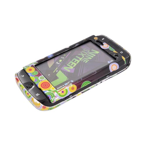 Samsung Sidekick 4G Hard Case - Flower Art