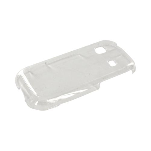 Samsung Gravity TXT T379 Hard Case - Transparent Clear