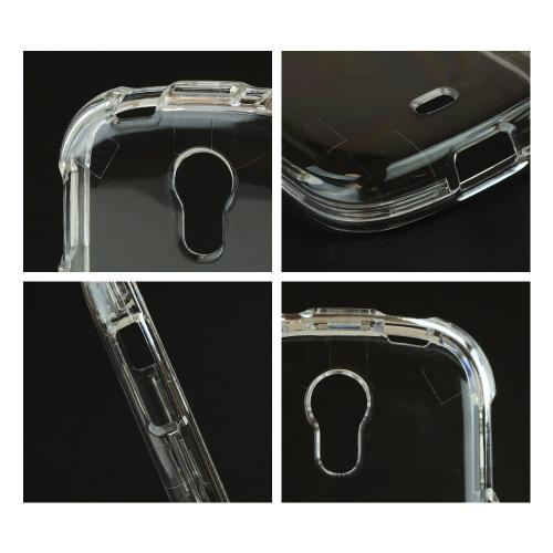 Clear Hard Case for Samsung Galaxy Light