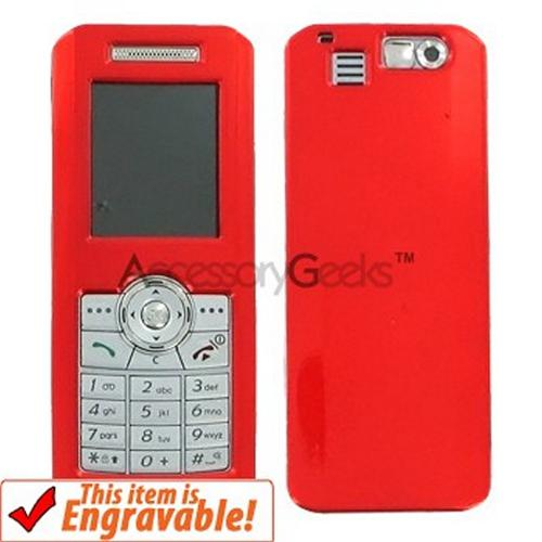 Samsung T509 Protective Hard Case - Orange