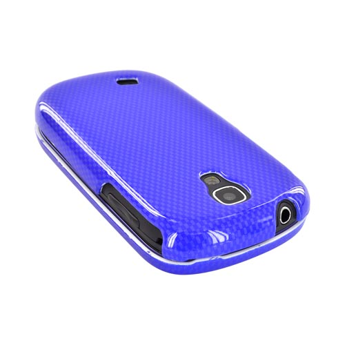 Samsung Gravity Smart Hard Case - Blue Carbon Fiber