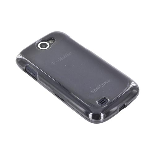 Samsung Exhibit 2 4G Hard Case - Transparent Smoke