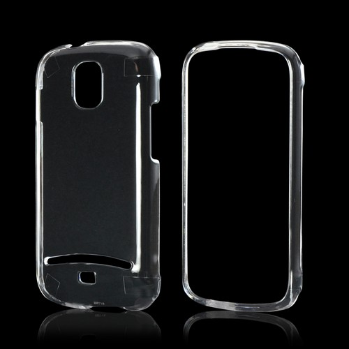 Transparent Clear Hard Case for Samsung Galaxy S Relay 4G