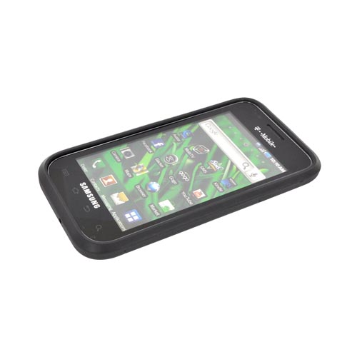 Samsung Vibrant T959 Hard Case - Xmatrix Black