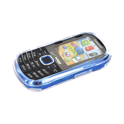 Luxmo Samsung Intensity 2 U460 Hard Case - Transparent Clear