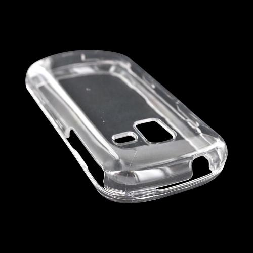 Samsung Intensity III Hard Case - Transparent Clear