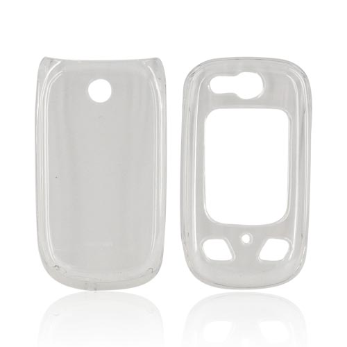 Samsung Convoy 2 U660 Hard Case - Transparent Clear