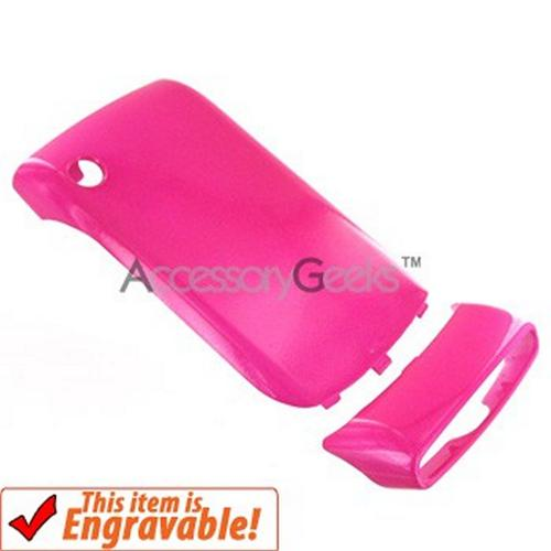 T-Mobile SideKick 4 2008 Hard Case - Hot Pink