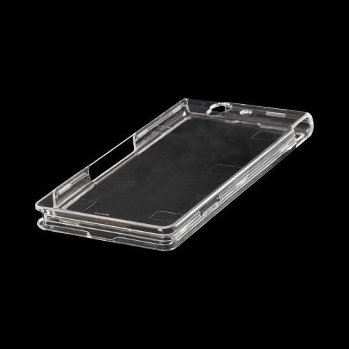 Transparent Clear Hard Case for Sony Xperia Z