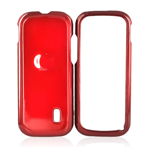MetroPCS ZTE C76 Hard Case - Red