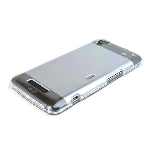 Clear Hard Case for ZTE Max